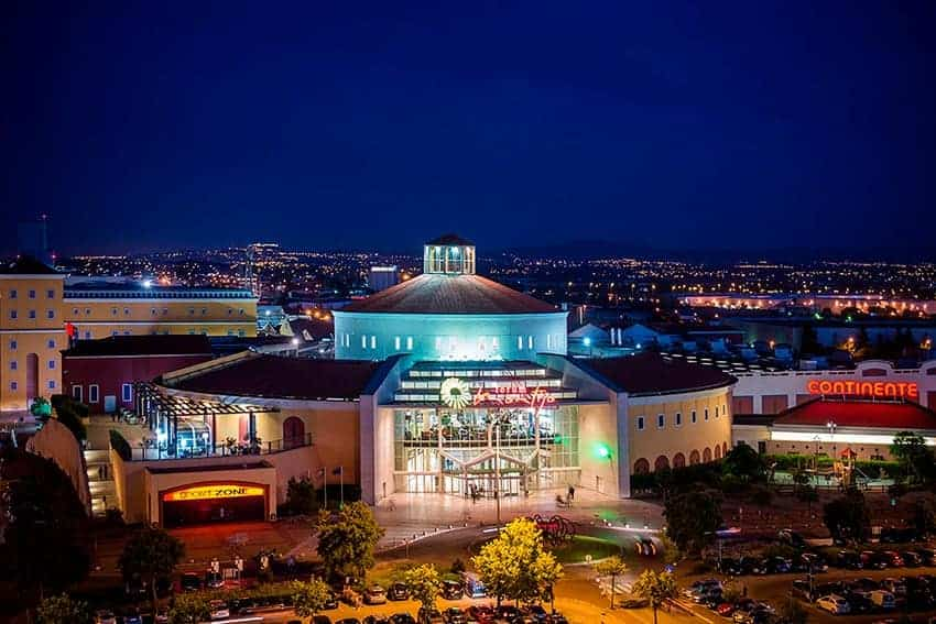 Shopping Centers: Forum Sintra, Sintra Retail Park and Forum Montijo