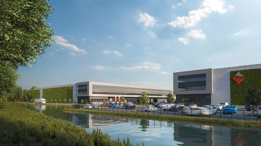 Frasers Property Industrial acquires 99.000 m2 development site in Breda