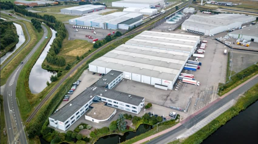 Graaco sells its large-scale logistics facility in Coevorden - NL