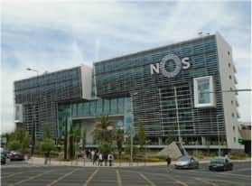 NOS building, Lisbon